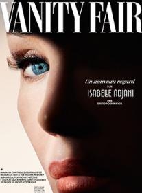 Vanity Fair n°61 : Isabelle Adjani