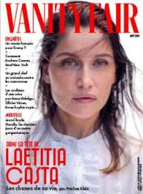 Vanity Fair 81 - Laetitia Casta