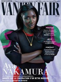 Vanity Fair 88 : Aya Nakamura