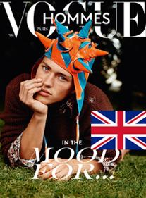 Vogue Hommes - In the mood for...