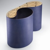 Wide Sanding belts for linishers, drawer sanders and other machines.