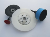 A range of Backing Pads And Power Sanding Accessories