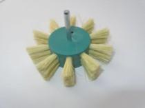 Fibre Flap Brush For Polishing 100mm