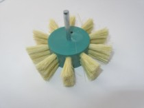 Fibre Flap Brush For Polishing 100mm