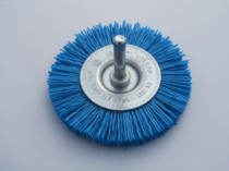 Grittyflex Wheel Brush Fine (Blue) 75mm
