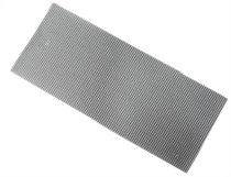 115mm x 280mm Abrasive Mesh Sanding Sheets For Half Sheet Sanders. 10 Pack.