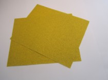 Aluminium Oxide Production Paper Whole Sheets 230MM X 280MM