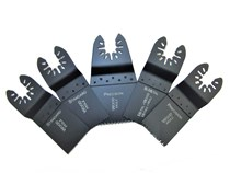 Mixed Pack of 5 Oscillating Multi tool Blades