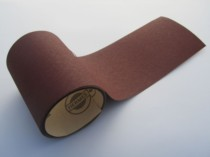 Hermes BW/RB Aluminium Oxide Roll 115mm