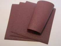 Emery Cloth Sanding Sheets 230MM X 280MM