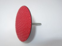 50mm Velcro Backing Pad For Velours Sanding Discs (hard face)