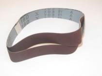 Cloth Linisher Belt 25mm x 760mm Aluminium Oxide Abrasive