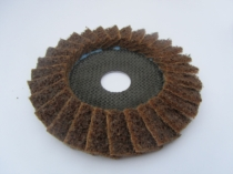 COARSE SURFACE CONDITIONING FLAP DISC 115MM DIAMETER FOR GRINDERS