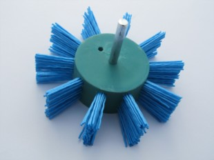 Grittyflex Flap Brush Fine (Blue) 100mm
