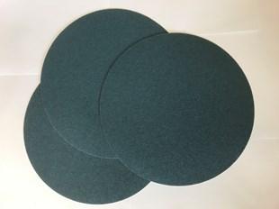 ZIRCONIA 200mm Self Adhesive / Sticky Backed Sanding Discs