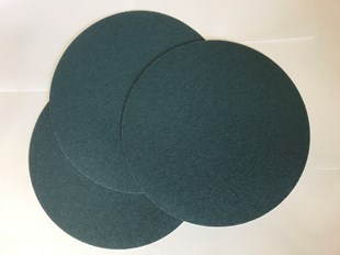 ZIRCONIA 305mm Self Adhesive / Sticky Backed Sanding Discs