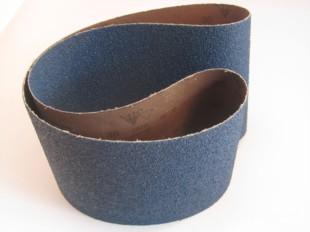 150mm x 1220mm Zirconia Blue Belt For Belt Sander Machines