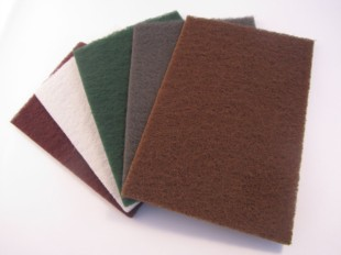 Mixed Pack of 5 pads