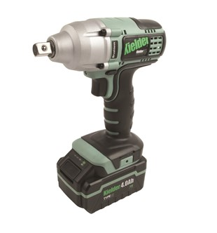 """Kielder 1/2"""" Impact Wrench  with 1 x 18volt  4ah Battery, Charger and Carry Case"""