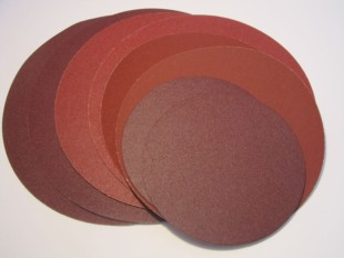 250mm Self Adhesive Sanding Discs