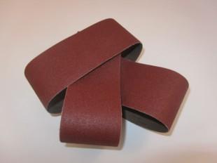65mm x 410mm Cloth Belt For Portable Belt Sanders