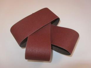 75mm x 480mm Cloth Belt For Portable Belt Sanders