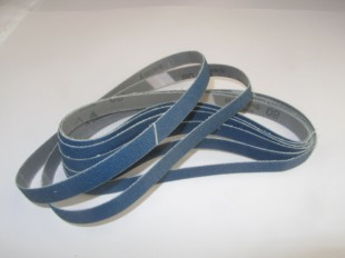 Zirconia Blue Belts for Black and Decker Powerfile 13 x 455 mm