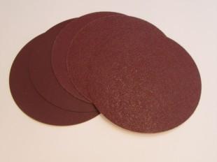 180mm Self Adhesive Sanding Discs