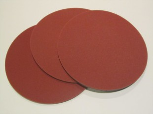 150MM SiaAir Velours Backed Super Fine Sanding Discs