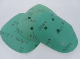 150mm Siafilm Velours Backed Sanding Discs 7 Holes
