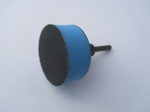 50mm Velcro Backing Pad For Velours Sanding Discs (soft face)