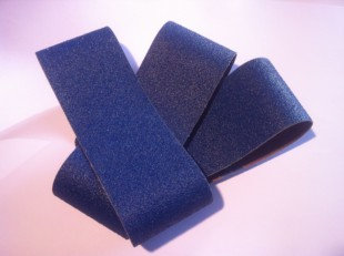 75mm x 533mm Zirconia Blue Belt For Portable Belt Sanders
