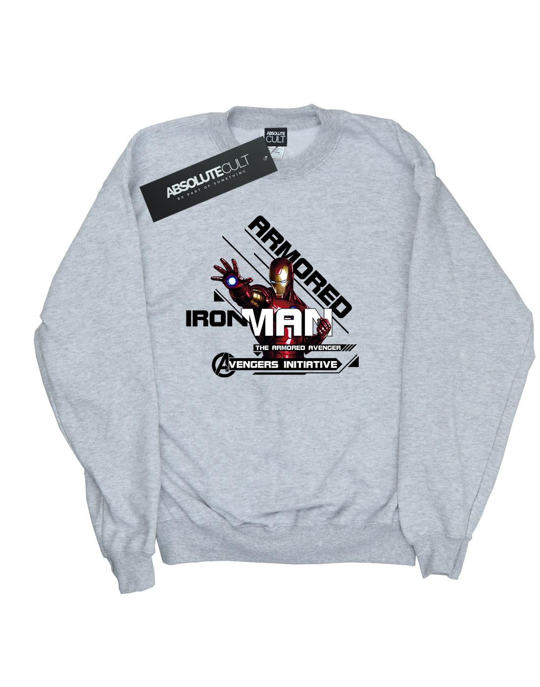 Marvel Damen Avengers Iron Man Armourot Avenger Sweatshirt | | | Angemessener Preis  | Kompletter Spezifikationsbereich  | Outlet Online  e0de7a