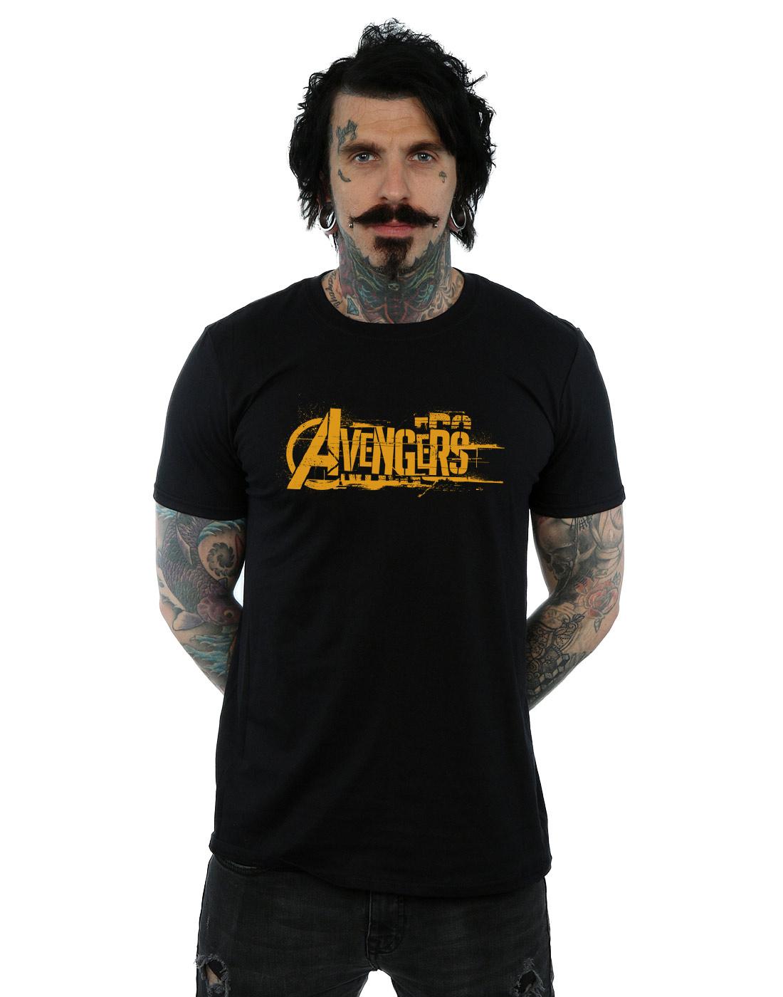 Avengers-Infinity-War-Men-039-s-T-Shirt-Official-New-Marvel-Merchandise thumbnail 25