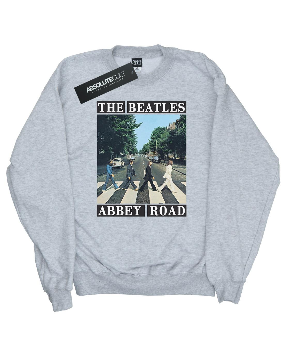 The-Beatles-Men-039-s-Abbey-Road-Sweatshirt thumbnail 12