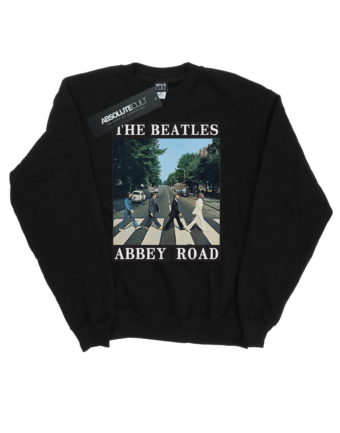 The-Beatles-Men-039-s-Abbey-Road-Sweatshirt thumbnail 7