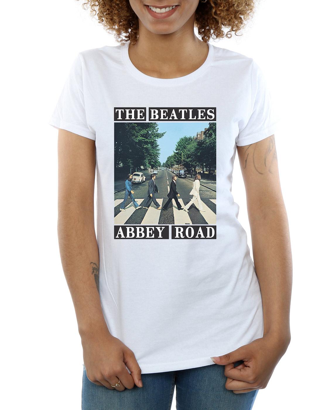 The Beatles Women 039 S Abbey Road T