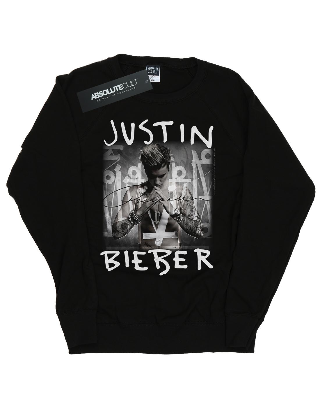 Album Cover Purpose Bieber Donna Felpa Justin zPUB7