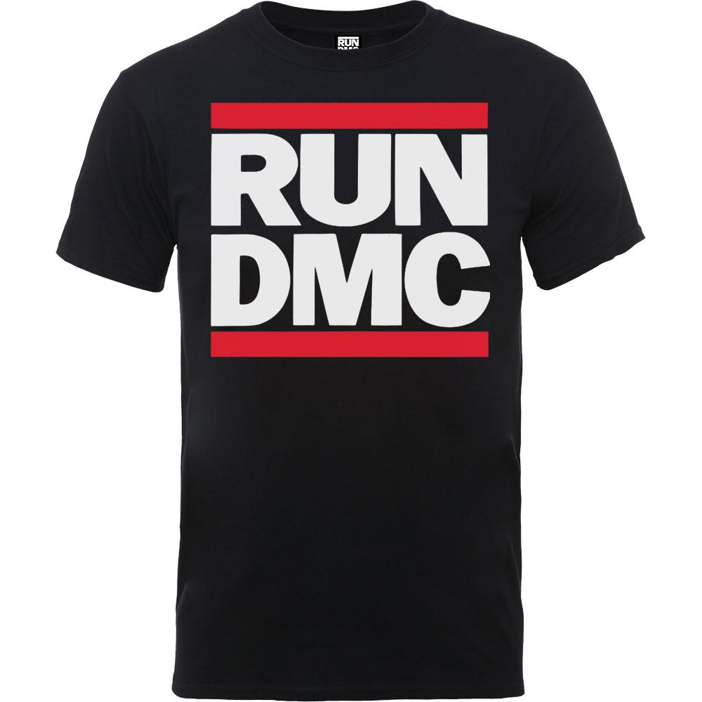 new run dmc boys logo t shirt ebay. Black Bedroom Furniture Sets. Home Design Ideas
