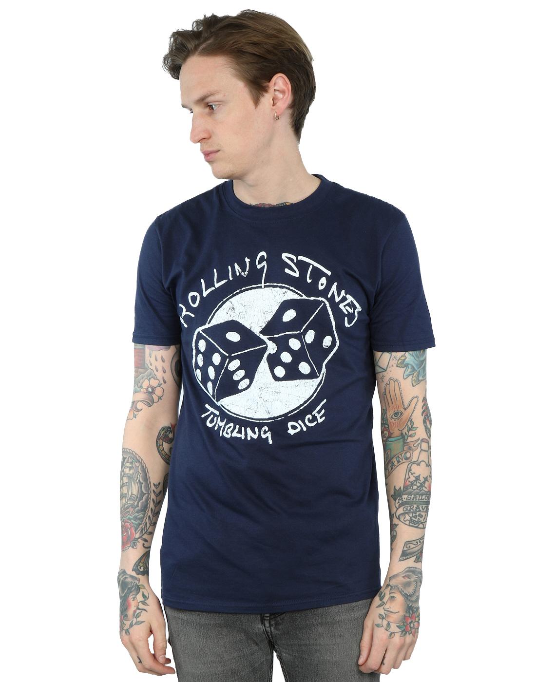 rolling stones men 39 s t shirt official band merchandise ebay. Black Bedroom Furniture Sets. Home Design Ideas