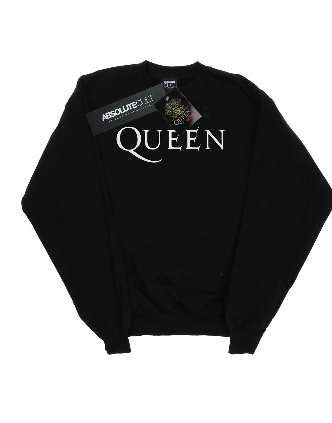Queen Herren Herren Herren Mono Logo Sweatshirt   Sale Outlet  efac49