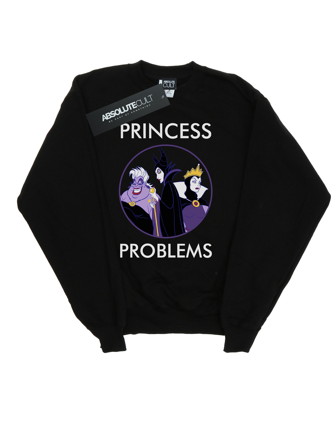 Disney-Mujer-Villains-Princess-Headaches-Camisa-De-Entrenamiento