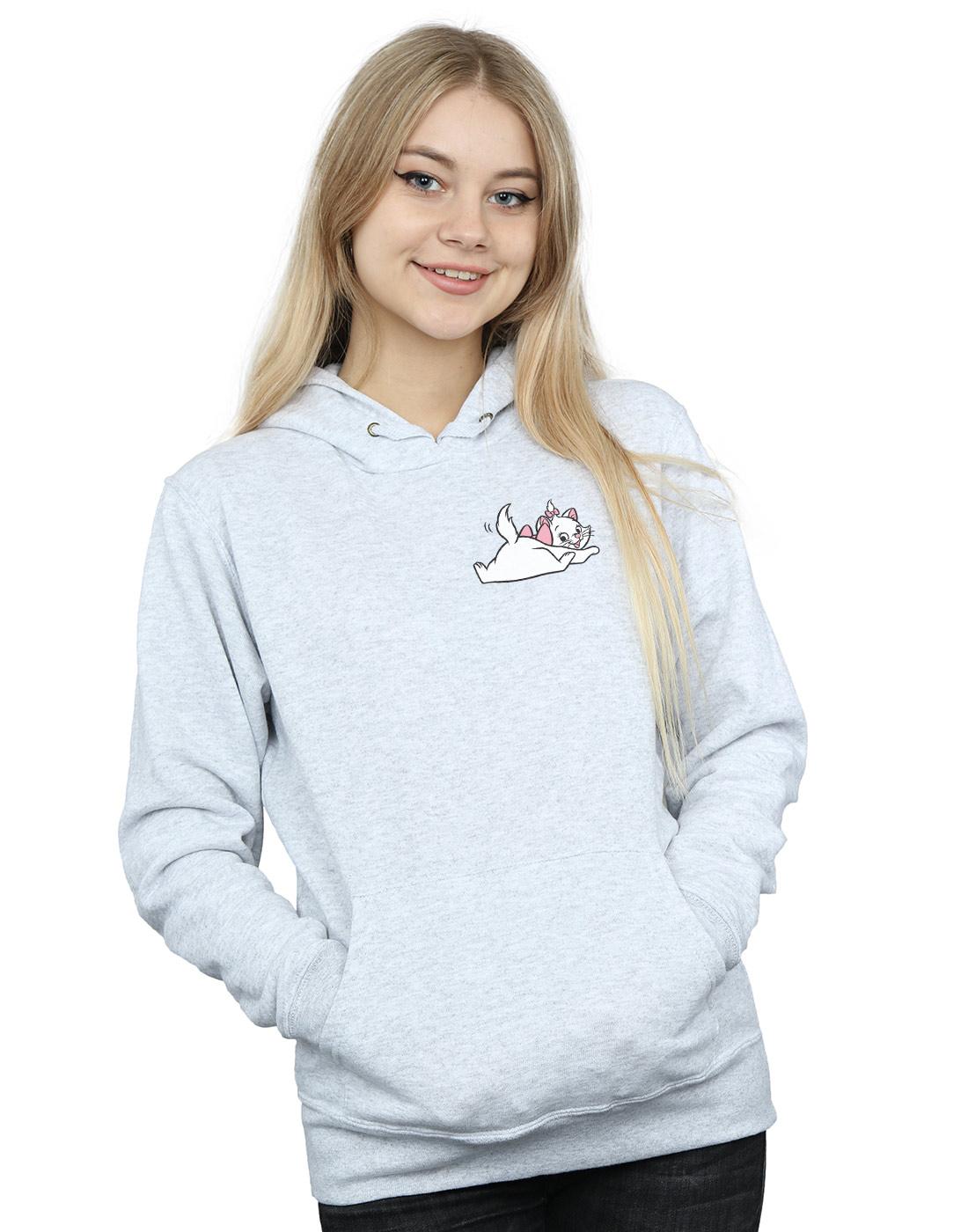 New DISNEY ARISTOCAT MARIE Ladies JUMPER T-Shirt Sweatshirt Women/'s Primark BNWT