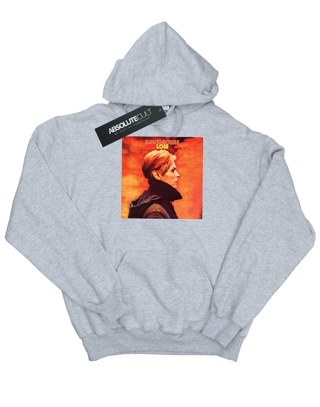David David David Bowie Women's Low Album Cover Hoodie c11fa6