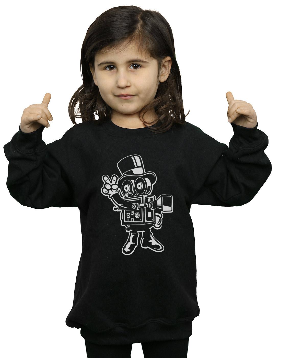 Drewbacca Girls The Great Life Sweatshirt