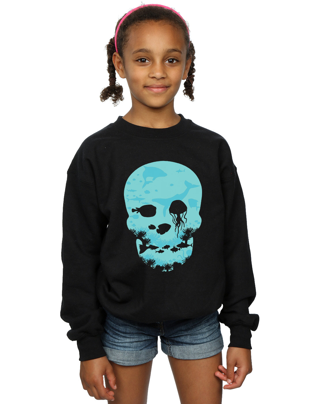 Absolute Cult Drewbacca Girls Dead Sea Sweatshirt