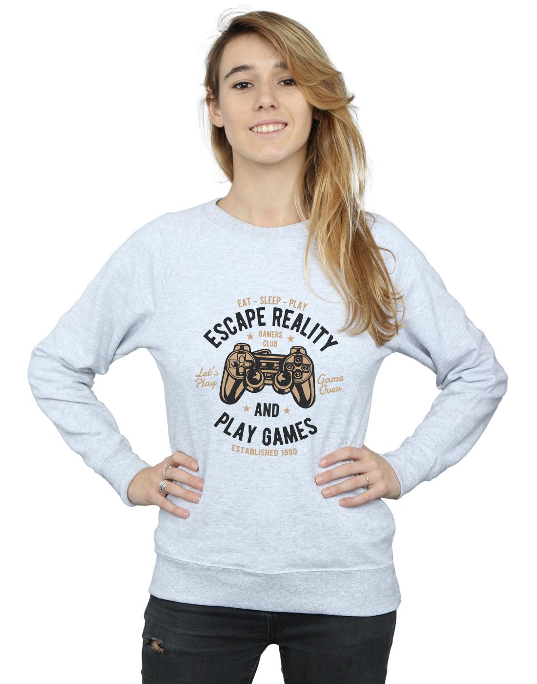 Absolute Cult Drewbacca Girls Full Speed Sweatshirt