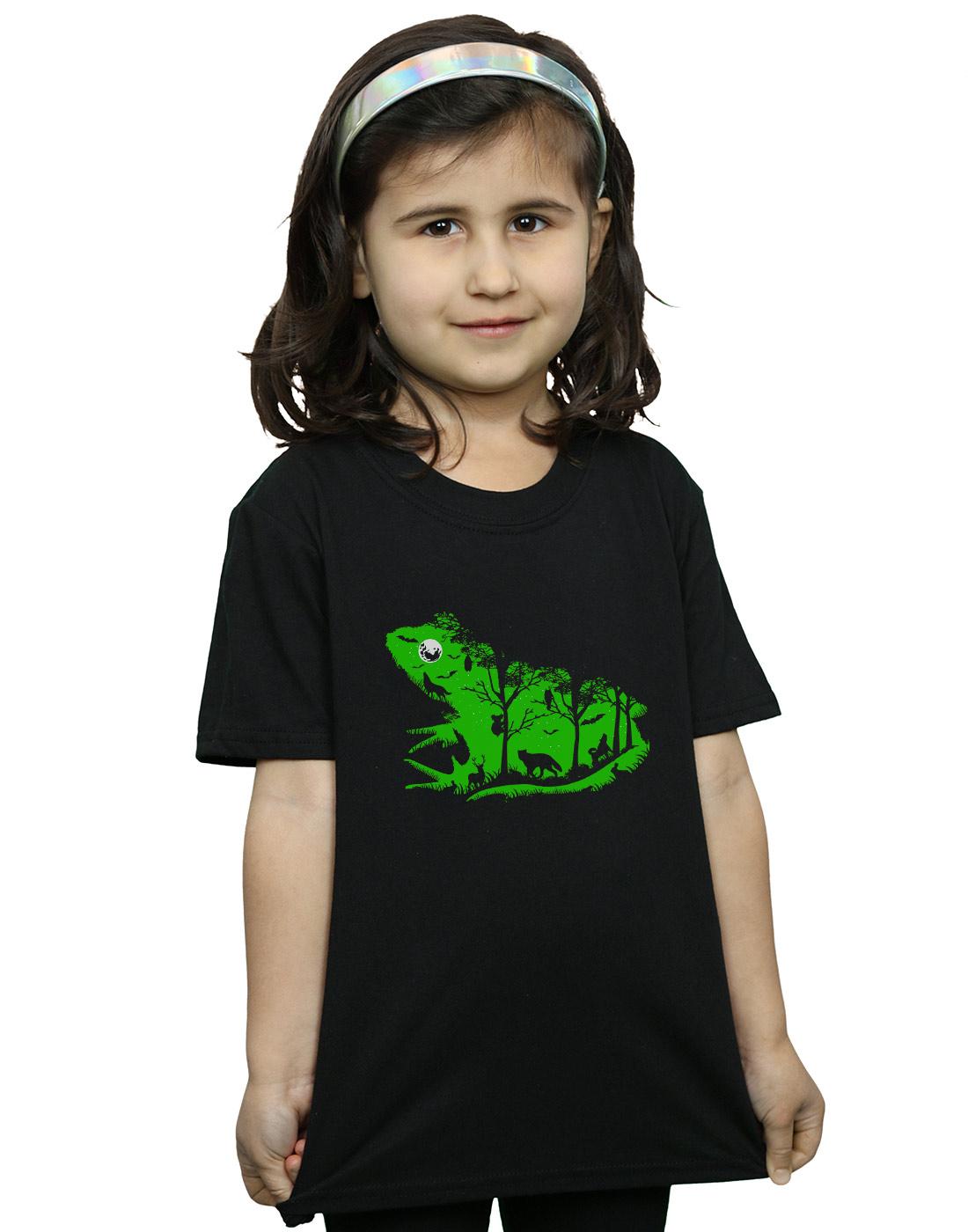 Drewbacca Girls Froggy Night Hoodie