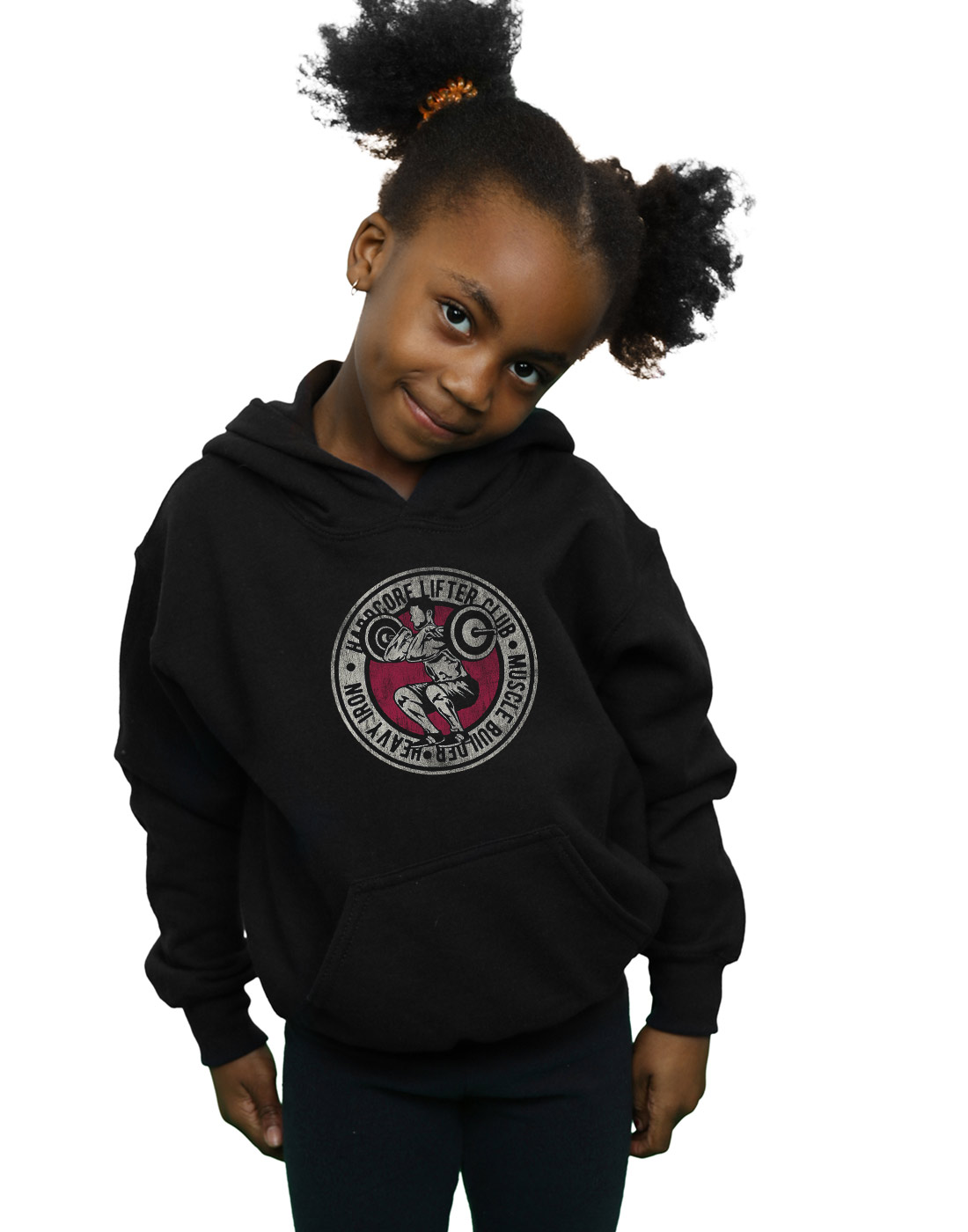 Absolute Cult Drewbacca Girls IFL Recycling Sweatshirt