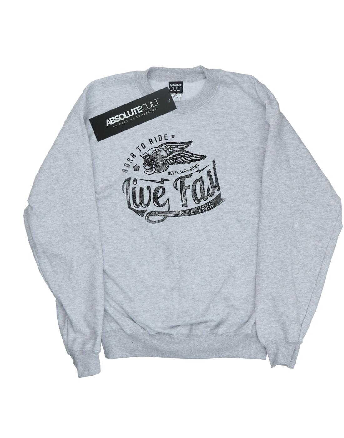 Drewbacca Womens Killer Skater Sweatshirt